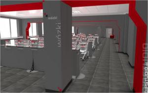 ShowRoom - Wizualizacje 3D