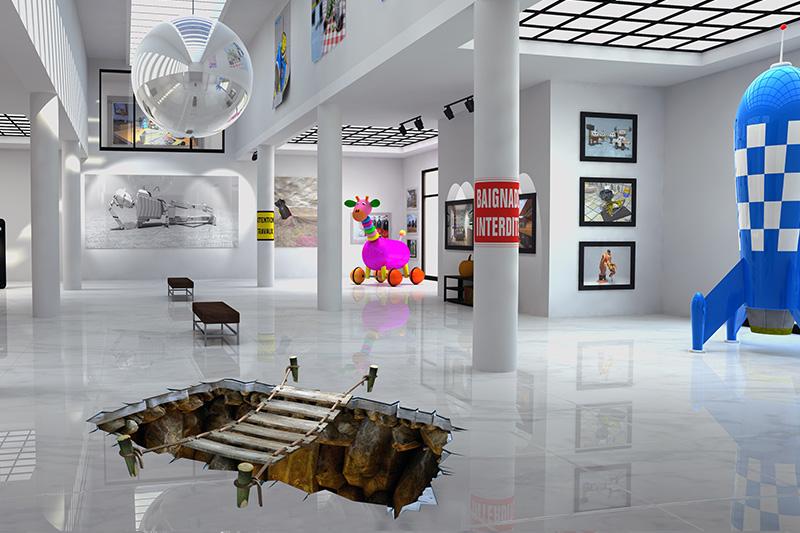 Podłogi 3D Toruń